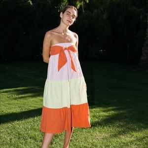 NWT Ciao Lucia strapless dress